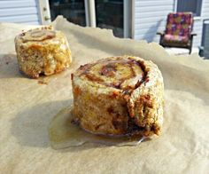 Coconut Flour Cinnamon Rolls Recipe | Paleo inspired, real food