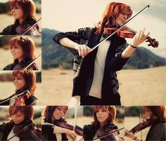 Lindsey Stirling Fields of Gold