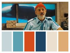 12 Colour Palettes Taken From Visually Stunning Films   Mels Brushes