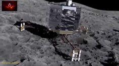 Jubel in Darmstadt: 'Philae' erfolgreich auf Komet gelandet (Screenshot: Zoomin) Space Exploration, Mount Everest, Explore, Mountains, World, Travel, Outdoor, Exploring, Outer Space