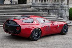 Alfa Romeo TZ3 Corsa Zagato Advance Auto Parts 855 639 8454 20% discount Promo Code CC20 - LGMSports.com