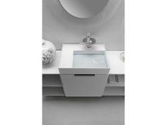 LAUFEN Kartell by Laufen Disc Basin Mixer