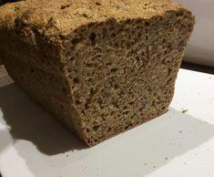 Rezept Dinkel-Vollkornbrot mit Haferflocken & Körnern von Carlie-Jean - Rezept der Kategorie Brot & Brötchen