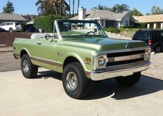 1970 Chevy Blazer. ★。☆。JpM ENTERTAINMENT ☆。★。