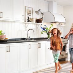 Kjøkkeninspirasjon -  Landlig kjøkken – Gastro
