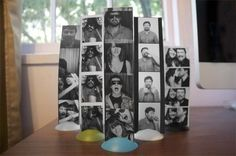 This photo holder is a simple way to display your favorite photos. ($12)