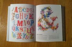 From Typography Sketchbooks by Steven Heller and Lita Talarico