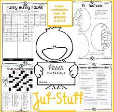 Juf-Stuff: tafels