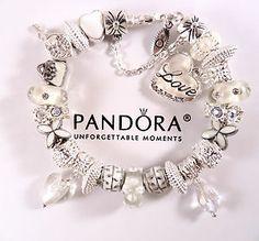 pandora bracelet - Google Search