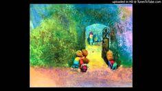 Jiří Trnka - Zahrada - 2 - Kocourova jízda Painting, Art