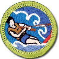 Water Sports Merit Badge