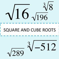 Engage students and practice cube and square roots with versatile matching cards.  Can you say scavenger hunt?  Notebook option included.