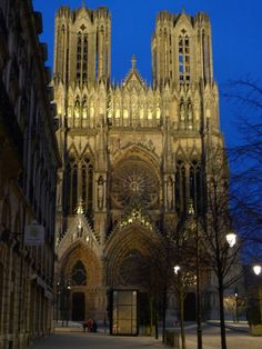 Notredame Monuments, Champagne, Beauty Magic, Reims, Le Palais, Zurich, Kirchen, Rue, Barcelona Cathedral