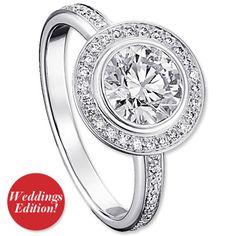 Cartier d'Amour Diamond Engagement Ring