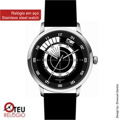 Mostrar detalhes para Relógio de pulso OTR NOMADIS 0009