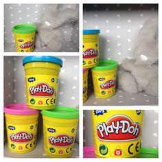 La plastilina di Play Doh nella box di giugno!