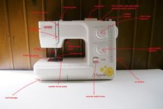 Choosing a beginner sewing machine: after testing multiple brands, they suggest the Janome Magnolia 7318