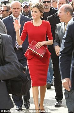 297 best #1G4-1c. Letizia of Spain images on Pinterest ...