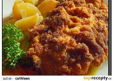 Řízky z pomalého hrnce recept - TopRecepty.cz Meatloaf, Mashed Potatoes, Crockpot, Slow Cooker, Waffles, Food And Drink, Breakfast, Ethnic Recipes, Ph