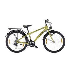 Falter – Bicicleta infantil, color verde   Your #1 Source for Toys and Games