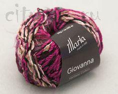 Пряжа Illaria GIOVANNA - Illaria <- Пряжа для ручного вязания - Каталог | Пряжа для города