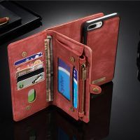 Caseme Vintage Leather Zipper Wallet Case Magnetic Detachable Phone Case For iPhone 7 Inch Sale sold out - Banggood Mobile Apple Watch Accessories, Ipad Accessories, Wearable Device, Plus 8, St Kitts And Nevis, Uganda, Mobiles, Iphone 7 Plus, Laos