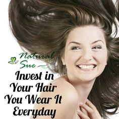 Invest in your hair! You wear it everyday! In #NaturalSue we offer you the best selection of #NaturalBeautyProducts to choose according to your hair needs, visit www.naturalsue.com and get yours! #Hair #HairCare #HairKeratine #KeratinTreatment #Keratin #ArganOil #ProfessionalBeauty #ProfessionalStylist #Stylist #Natural #BeautifyYourHair #BeautySalon #DIY #Belleza #Beleza #NaturalBeautyProducts #OrganicIngredients #FormaldehydeFree #NaturalSue