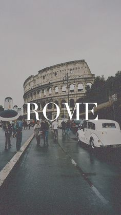 My Lockscreens - Rome