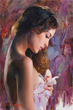 The Lily....Artist/Michael_and_Inessa_Garmash/