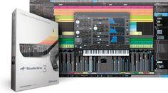 PreSonus Studio One 3 Professional - Upgrade from Studio One Professional Version 1 or 2 | Sweetwater.com