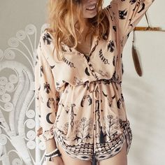 ISO Spell Boho Tribal Playsuit in Mushroom NOT SELLING. Looking for this play suit from Spell & the Gypsy Collective in a size medium. Spell & The Gypsy Collective Other