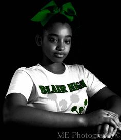 green, Model:Haley