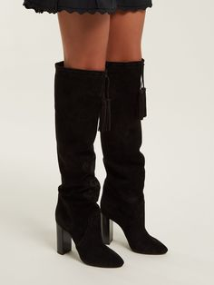 e6c271f2ff7 Chic   Luxurious Saint Laurent Meurice Boots