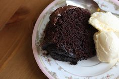 Dark Chocolate Root Beer Cake! The frosting is incredible. When I have company, they demand I make it.