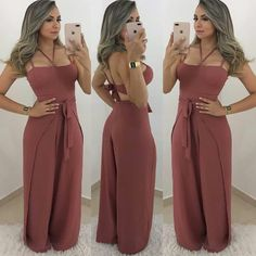 52 New Ideas for birthday outfit jumpsuit fashion Fashion Pants, Girl Fashion, Fashion Outfits, Womens Fashion, Fashion Ideas, Outfits For Teens, Cute Outfits, Unique Prom Dresses, Spring Outfits