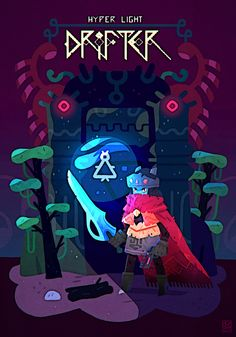 Tribute to Hyper Light Drifter