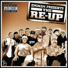 Eminem Presents: The Re-Up is a hip hop compilation album performed by various artists of American record label, Shady Records.The album features performances by Shady Records New Eminem, Eminem Albums, Eminem Songs, Music Songs, Rap Music, Rap