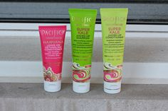 Pacifica Beauty's New Hair Healing Collections - The Mixed Bag