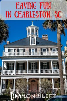 Charleston, SC is a perfect place for visitors. It's unique historic neighborhoods, great shopping, and a vibrant food scene makes it worth a look!
