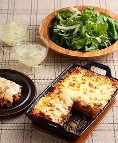洋食・中華おかずの基本:12月のメニュー || ベターホームのお料理教室・チェックもこれくらいなら