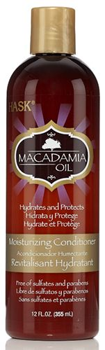 Hask Macadamia Oil Moisturizing Shampoo, 12 Ounce ** Be sure to check out this awesome product. Macadamia Oil, Moisturizing Shampoo, Holiday Break, Shampoo And Conditioner, Whiskey Bottle, Coconut Oil, Hair Care, Fragrance, Essentials Magazine