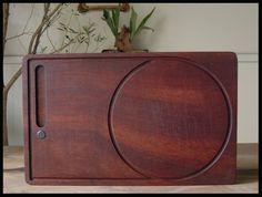 木製無垢1枚板カッティングボード2 チーク北欧まな板/6000円 〆02月17日