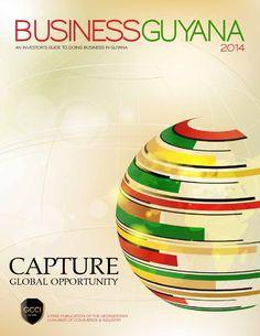 ISSUU - Business Guyana 2014 by KRITI