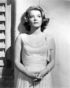GENA ROWLANDS 1962