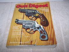 GUN DIGEST 27TH ANNIVERSARY 1973 DELUXE EDITION