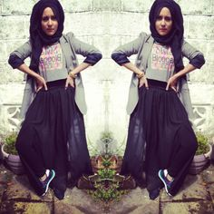 Dina! Nuff said. #hijab