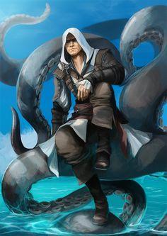 Sea Ruler by CaptainBerunov