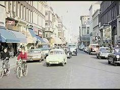 Nederland Vroeger 23: Rotterdam, de Lijnbaan (1960-1965)