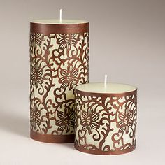 Caged Donna Candle Collection | World Market