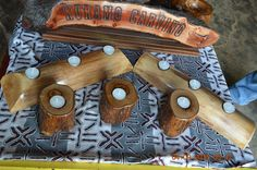 Candle log holders Log Holder, Carving, Candles, Accessories, Design, Decor, Decoration, Wood Carvings